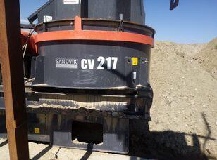 ударная дробилка SANDVIK CV217