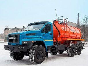новый ассенизатор УРАЛ Вакуумный (ассенизаторный) автомобиль МВ-10 Урал NEXT
