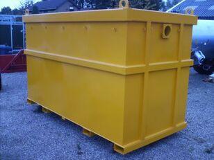 контейнер с откидным дном Stro- ontijzeringsbak