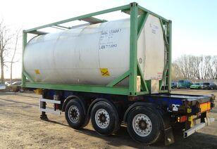 танк-контейнер 20 футов SCHMITZ CARGOBULL SP27