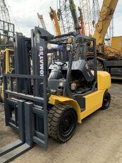 мобильный вилочный погрузчик KOMATSU FD50T Komatsu 5 ton used diesel forklift