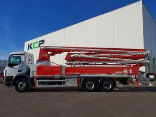 новый автобетононасос KCP KCP41ZX5150