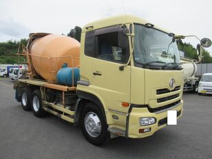 автобетоносмеситель NISSAN Diesel UD