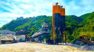 новый бетонный завод Fabo FABOMIX COMPACT-110 CONCRETE PLANT | CONVEYOR TYPE