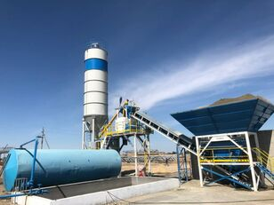 новый бетонный завод PROMAX Kompakte Betonmischanlage C60-SNG PLUS (60m³/h)