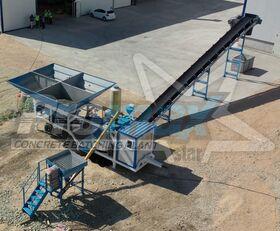 новый бетонный завод PROMAX Mobile Concrete Batching Plant M35-PLNT (35m³/h)