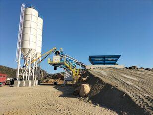 новый бетонный завод PROMAX محطة خلط الخرسانة المتنقلة PROMAX M60-SNG (60m3 / h)