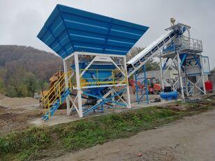 новый бетонный завод PROMAX КОМПАКТНЫЙ БЕТОННЫЙ ЗАВОД C60 SNG-PLUS (60 м³/ч)