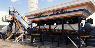 новый бетонный завод SEMIX Mobil 60 S4 MOBILNÍ BETONÁRNY 60 m³/h