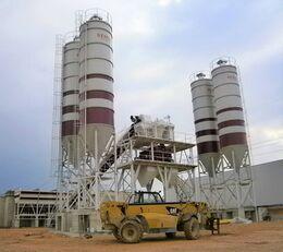новый бетонный завод SEMIX Stationary 200 STATIONARY CONCRETE BATCHING PLANTS 200m³/h
