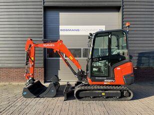 новый мини-экскаватор KUBOTA KX27 KX027-4 minigraver NIEUW €535,- LEASE