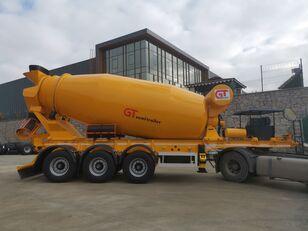 новый полуприцеп бетоносмеситель GÜRLEŞENYIL