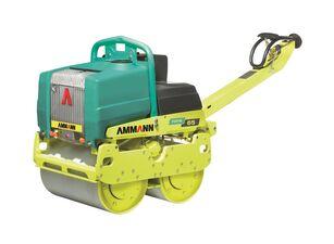 новый тротуарный каток AMMANN ARW 65